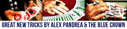 Alex Pandrea & The Blue Crown
