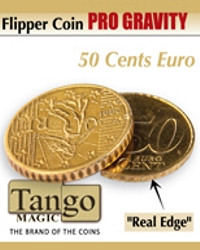 Flipper Coin PRO Gravity 50 cents euro by Tango