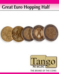 Great Euro Hopping Half (with expanded shell 2 and 50 cents) by Tango Magic