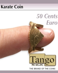 Karate coin 50 cents euro by Tango Magic