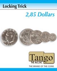 Locking $ 2,85 trick by Tango