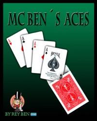 McBen's Aces trick by Rey Ben