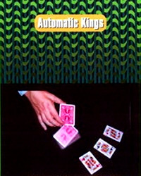 Automatic Kings (Red Bicycle) by Henry Evans