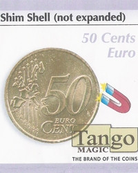 Shim shell 50 cents euro by Tango