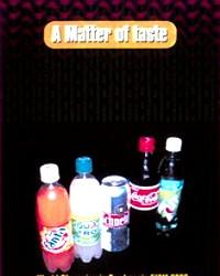 A Matter of Taste by Henry Evans