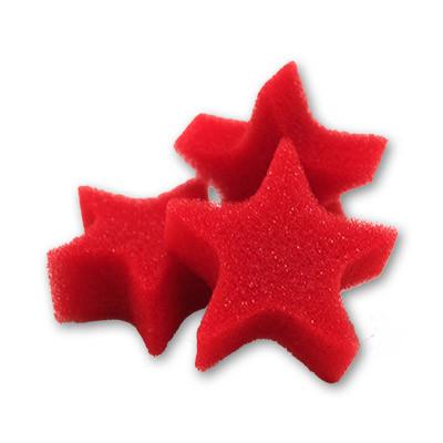 Super Stars Red by Goshman