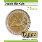 Double side coin 2 euros by Tango Magic