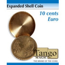 Expanded shell 10 cents euro by Tango Magic