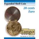 Expanded shell 20 cents euro by Tango Magic