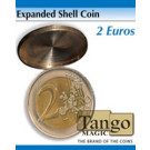Expanded shell 2 Euros by Tango Magic