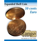 Expanded shell 50 cents euro by Tango Magic