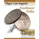 Flipper magnetic Eisenhower dollar  by Tango