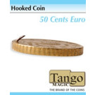 Hooked coin 50 Cents. Euro by Tango Magic
