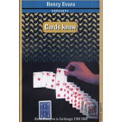 """Cards Know Blue Bicycle """"with DVD"""" by Henry Evans"""
