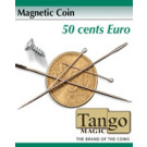 Magnetic coin 50 cents euro by Tango Magic