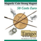 Magnetic coin 50 cents euro Strong Magnet by Tango Magic