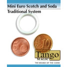 Mini Euro Scotch and Soda (wiht 5 and 10 cents) by Tango Magic