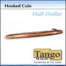 Hooked Coin Half Dollar by Tango Magic
