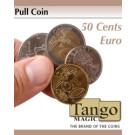 Pull coin 50 Cents euro by Tango Magic