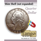 Shim shell quarter dollar by Tango
