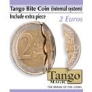 Tango Bite coin 2 euros by Tango Magic