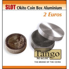 Slot Okito coin box 2 euro (Aluminium) by Tango Magic